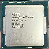 Intel CM8064601483615 Core i3-4130 Haswell Processor 3.4GHz 5.0GT/s 3MB LGA 1150 CM8064601483615 Core I3 Processor I3-4130 3.4ghz 5.0gts