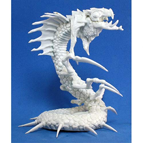 Reaper Frost Wyrm (1) Miniature