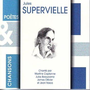 Poètes & chansons : Jules Supervielle