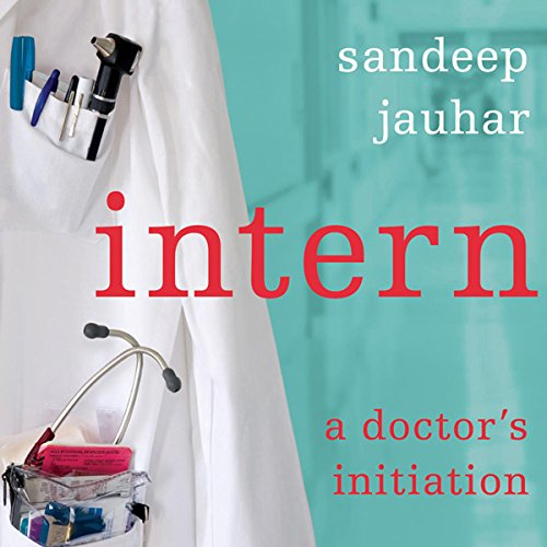 Intern audiobook cover art
