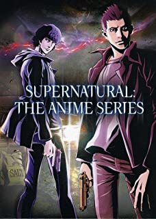 Supernatural:The Anime Series: CSR (DVD)