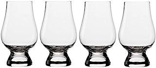 Stölzle Lausitz The Glencairn Whisky Gläser I 4er Set bleifreies Kristall Glas I 190 ml I hochwertiges Scotch Glas I spülmaschinentauglich I einzigartige Gläser für den besonderen Anlass