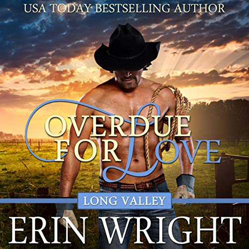 Overdue for Love Audiobook By Erin Wright cover art