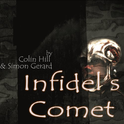 Indifel's Comet audiobook cover art
