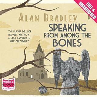 Speaking From Among the Bones cover art