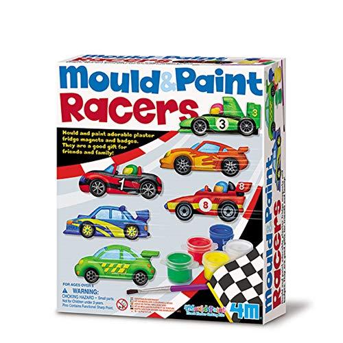 4M - Mould & Paint Racers (004M3544)