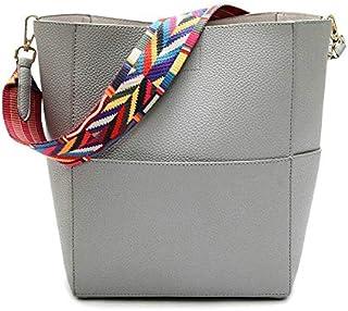 Luxury Handbags Women Bags Shoulder Bag Female Vintage Satchel Bag Pu Leather Gray Crossbody Shoulder Bags DJB16