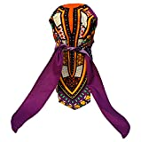 RaanPahMuang Haarband mit Bandana-Band, afrikanisches