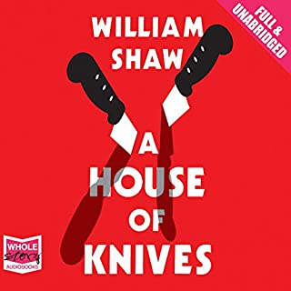 A House of Knives Titelbild