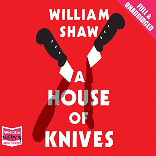 A House of Knives cover art