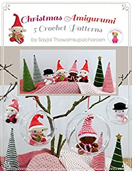 Christmas crochet Archives - Amigurumi Today   337x260