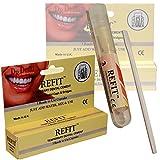 Dr Denti Refit Emergency Temporary Dental Caps Bridges Veneers Tooth Repair Cement