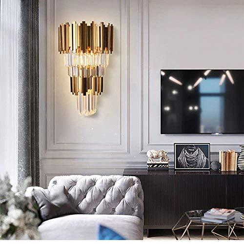 Mkjbd wandlamp tuinlamp wandlamp achterlichten moderne wandlamp bedlampje gemaakt van roestvrij staal minimalistische wandlamp