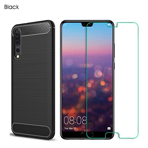 scratch resistant case with screen protector for p20 pro