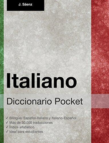Diccionario Pocket Italiano (Spanish Edition)