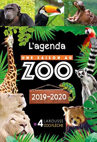 Agenda scolaire Une saison au zoo