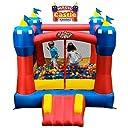 Blast Zone Magic Castle - Inflatable Bounce House