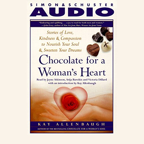 Chocolate for a Womans Heart audiobook cover art