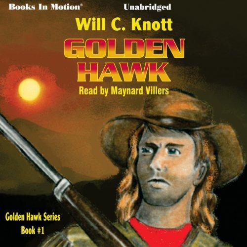 Golden Hawk audiobook cover art
