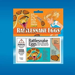 Fake Rattlesnake Eggs Prank