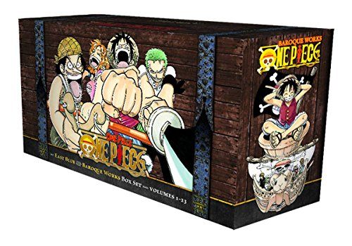 One Piece Box Set Volume 1 [Idioma Inglés]