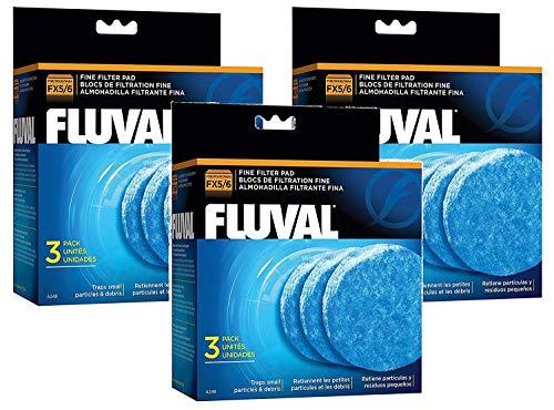 Fluval foamex fino filtro para la serie fx