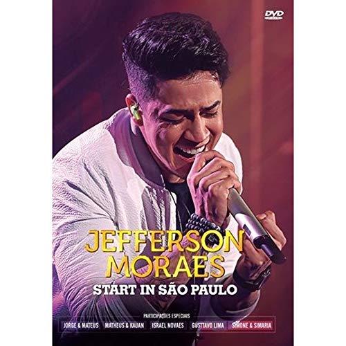 JEFFERSON MORAES - JEFFERSON MORAES - START IN SAO PAULO -