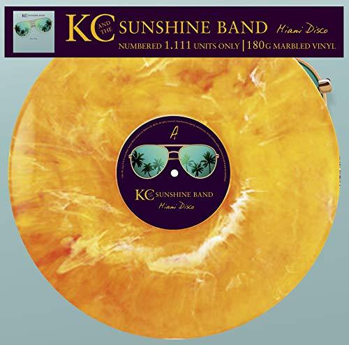 Miami Disco (Vinyl Yellow Marble Limited Edt.)