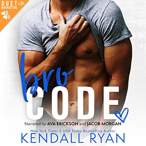Bro Code audiobook cover art