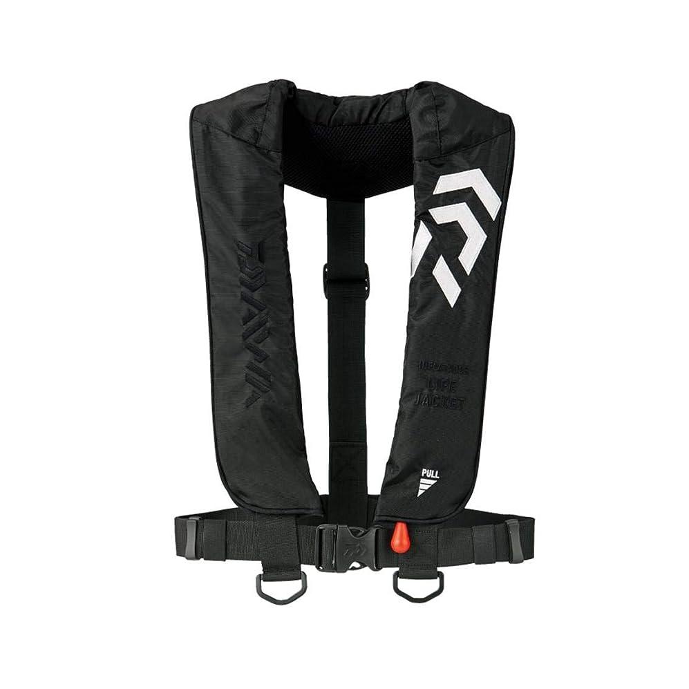 遠足拷問正規化ダイワ インフレータブルライフジャケット(肩掛けタイプ手動?自動膨脹式) DF-2608