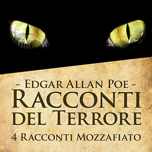 Racconti del Terrore audiobook cover art