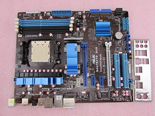 Asus M4A79XTD EVO REV 1.02G AMD Socket AM3 790X ATX Motherboard + I/O Plate
