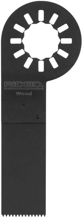 Ridgid A24JM03 JobMax 3 Opening large release sale trend rank 4 in. Cut Blade Wood Offset Plunge