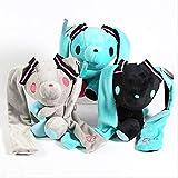 DINGX Hatsune Miku Gloomy Bear Bunny Toys Soft Peluches Poupées Peluches 3PCS / Set- 17cm 3PCS Décoration de la Maison Chuangze