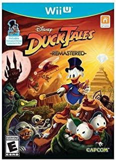 Disney DuckTales - Remastered - with Exclusive Disney Collector's Pin Wii U