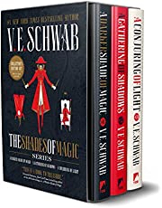 Shades of Magic Collector's Editions Boxed Set: A Darker Shade of Magic, a Gathering of Shadows, and a Conjuring of Light