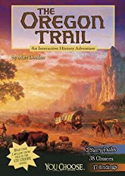 Image: The Oregon Trail (You Choose: History) | Kindle Edition | by Matt Doeden (Author). Publisher: Capstone Press (August 1, 2013)