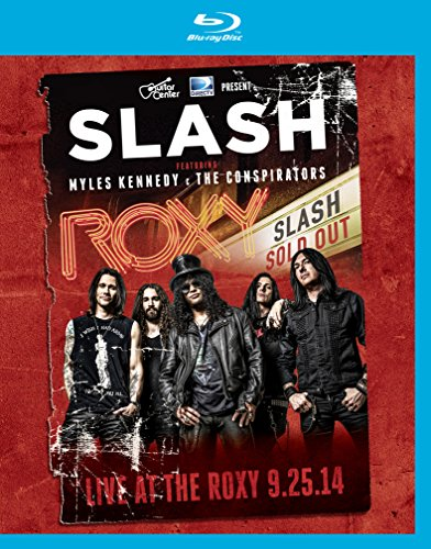 Live at the Roxy 09.25.14 [Blu-ray]