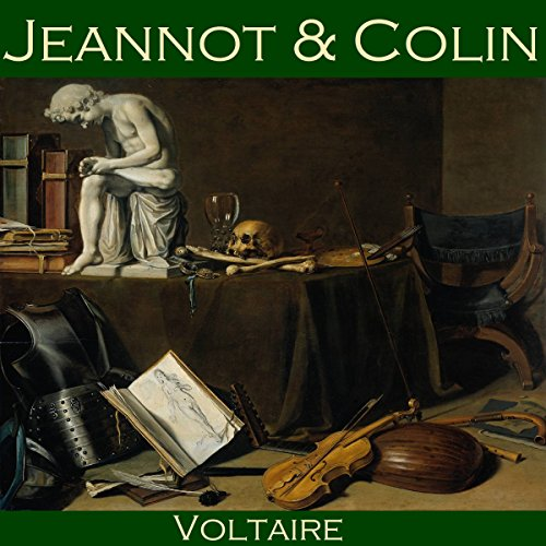 Jeannot and Colin audiobook cover art