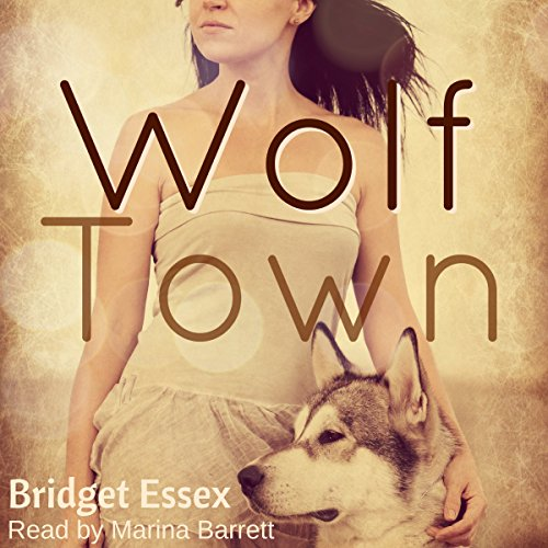 Wolf Town audiobook cover art