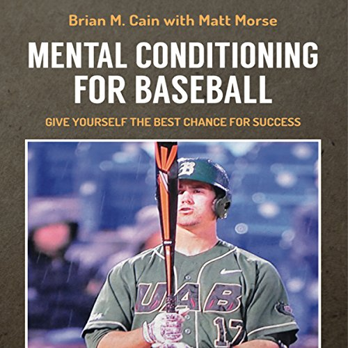 Mental Conditioning for Baseball audiobook cover art