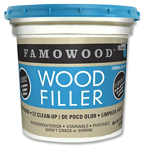 3. Famowood 40002148 Latex Wood Filler