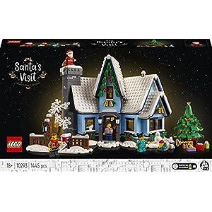 Amazon.co.jp - レゴ クリエイターエキスパート サンタがやってくる 10293