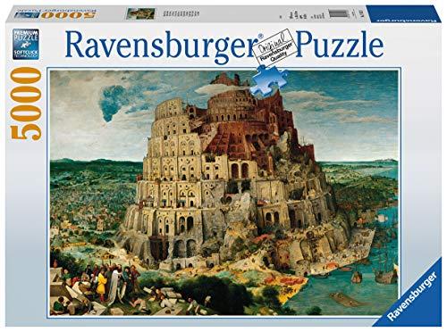 ラーベンスブルガー『バベルの塔』
