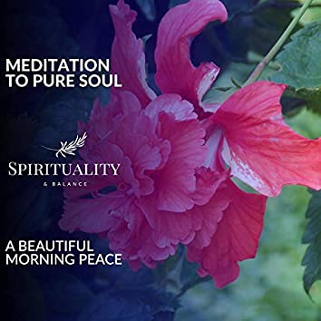 Meditation To Pure Soul - A Beautiful Morning Peace