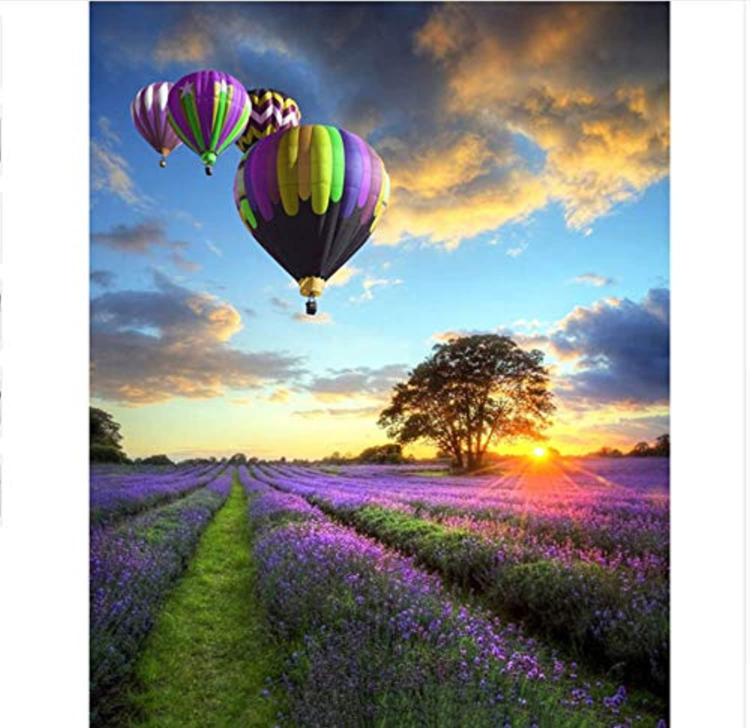 Wgxcc Diy Digital Painting Unframelessromantic Balloon Malen Nach