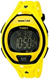Timex Unisex TW5M01800 Ironman Sleek 50 Neon Yellow Resin Strap Watch