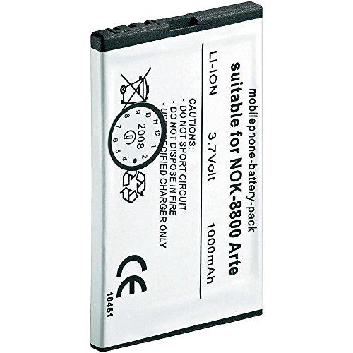 Batería para Nokia 3120 (BL-4U) 850 mAh