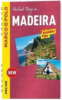 Madeira Marco Polo Spiral Guide (Marco Polo Spiral Guides)