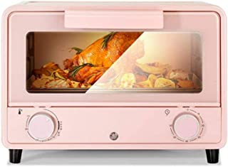 QJY Horno for pizzas Multifuncional Mini Horneado Horno eléctrico torta de pan de 13 litros 750 vatios, hogar Unificado horno